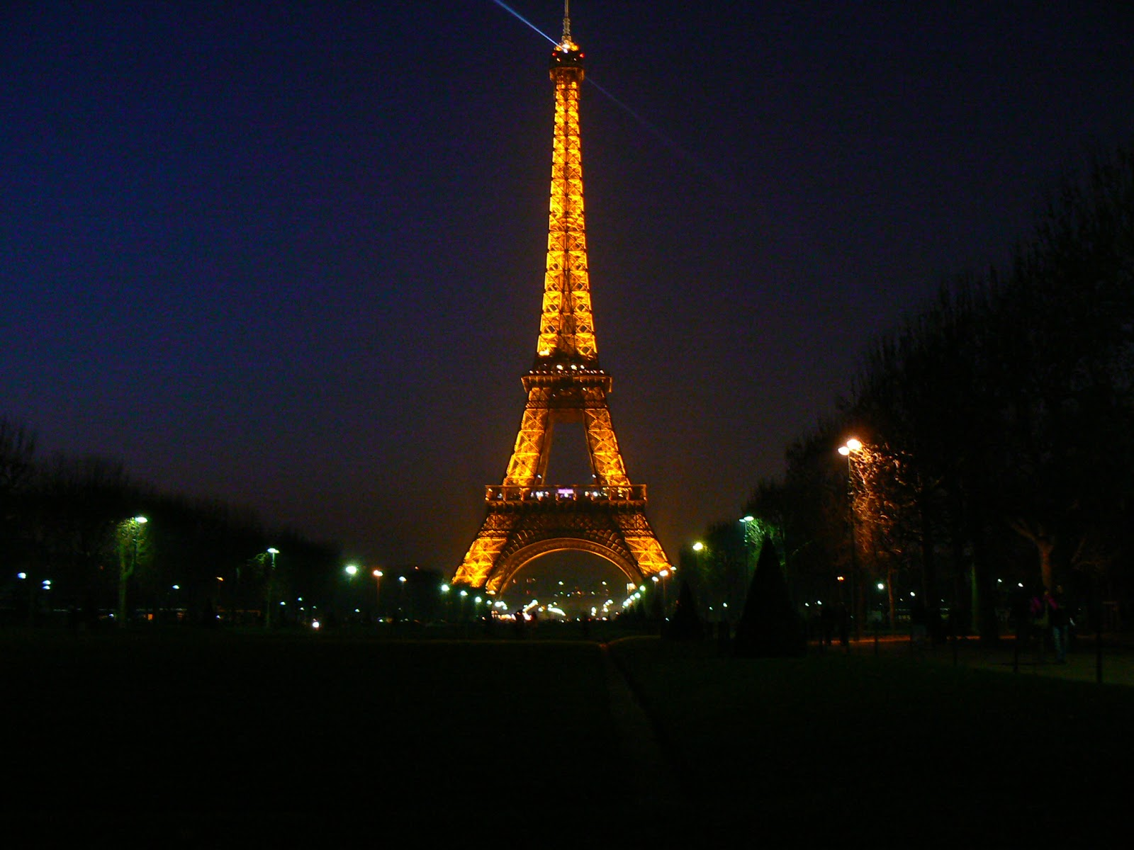 Weekend La Paris  Franta