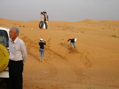 Imagini Dubai: Safari in desert, sandboarding