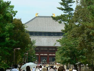 Imagini Japonia: templu Nara