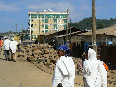 Imagini Etiopia: Debark