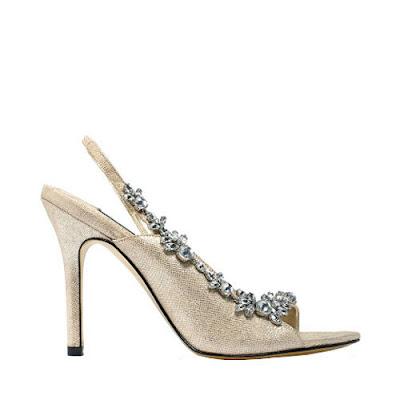 Sweet Wedding Shoes Styles 2010 Sweet ivory wedding shoes 2010