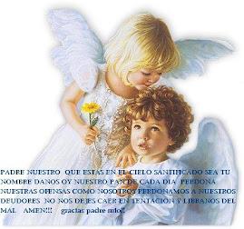 Por nuestros hermanos en Chile y Argentina  que sufren por el terremoto.
