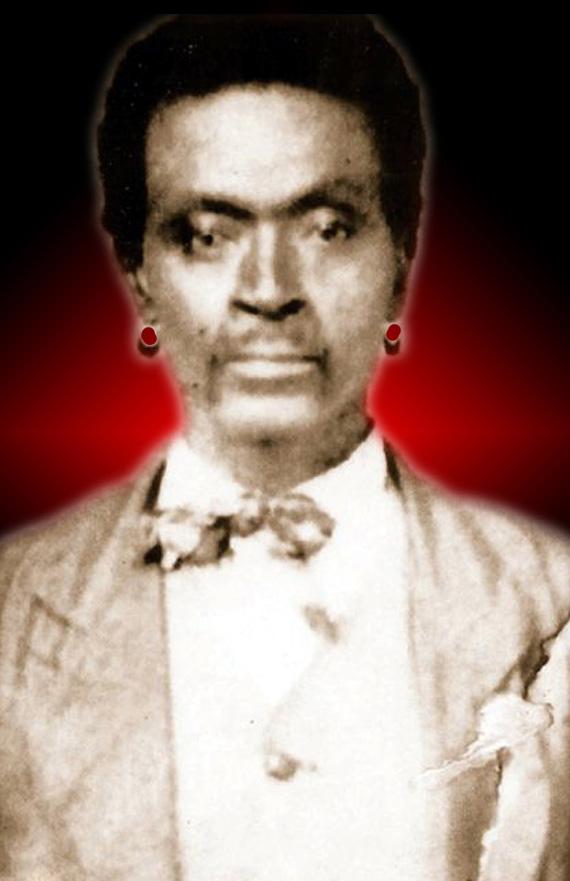 "Black and Red Journal: Black (Indian) History Month ""Caesar BRUNER"""