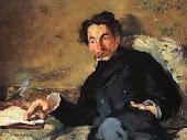 Stéphane Mallarmé (Édouard Manet) 1876