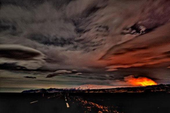 iceland volcano eruption. Iceland