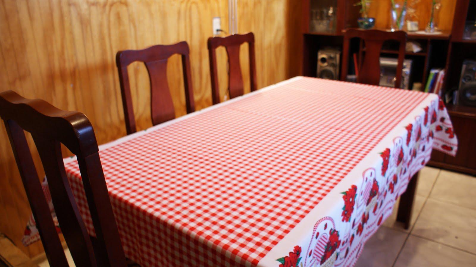 Manteles teresita h ntsch s - Manteles mesa rectangular ...