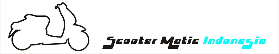 Scooter Matic Indonesia
