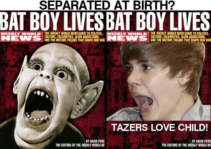 Justin Bieber 12 Years. Justin Bieber Tazers 12 Year