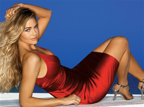 Denise Richards Wants To Be A 'BH Housewife'
