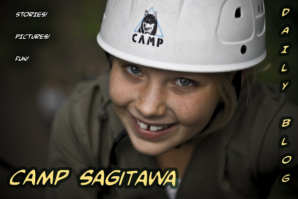 Camp Sagitawa's Daily Blog