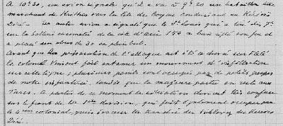 Journal des marches et opérations du Corps expéditionnaire d'Orient, juin 1915