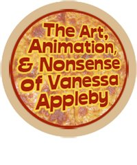 The Animation, Art, & Nonsense of Vanessa Appleby