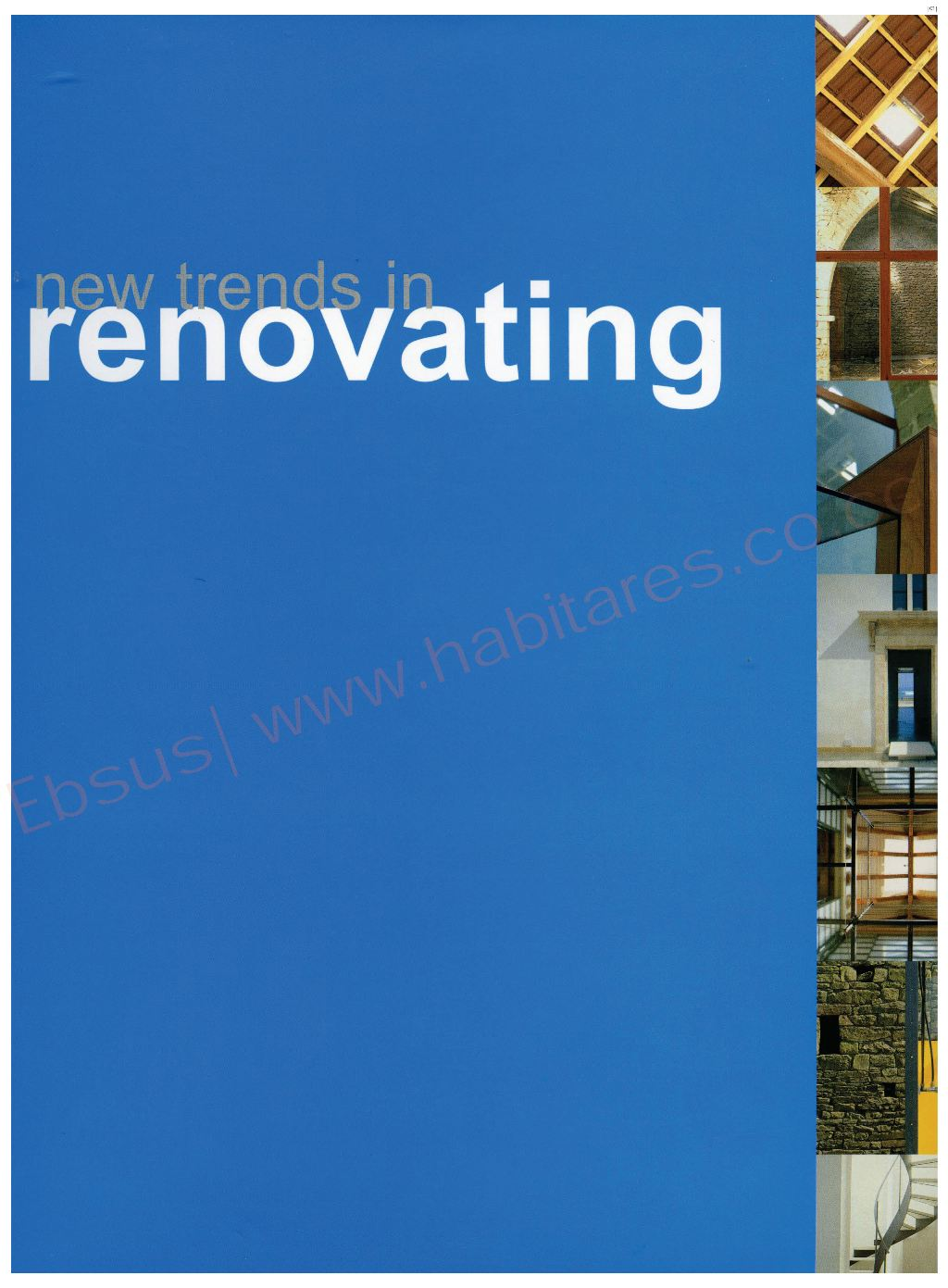 Http Architecture Landscape Blogspot Co Uk 2010 05 New Trends In Renovating Html
