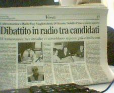 Veroli 2009. Il dibattito tra i Candidati a sindaco alla radio