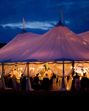 Photo Credits Martha Stewart Weddings Tent Wedding Catering