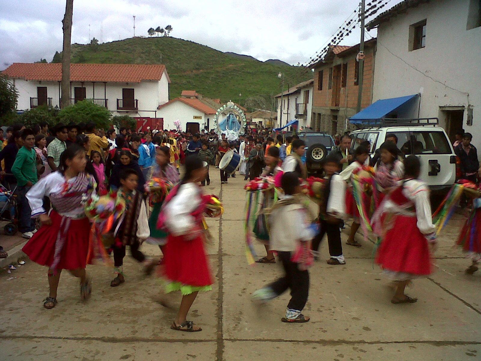 Poblaciones de Chuquisaca