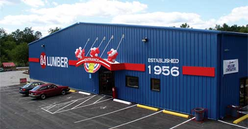 84 Lumber Located In Eighty Four PA Once One Of The Biggest Privately Held Contractor Yards US Has Seen Its Fortunes Rise And Fall With
