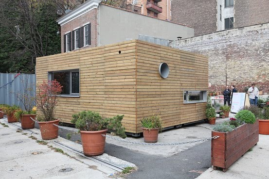 Modular home builder china introduces modular home to nyc - Meka shipping container homes ...