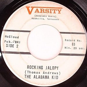Rocking Jalopy