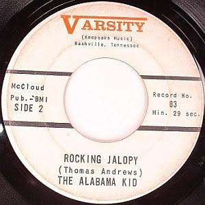 Rocking Jalopy