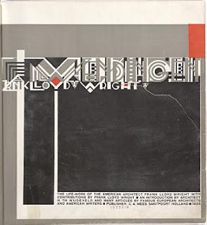 Wright's Wendingen Edition