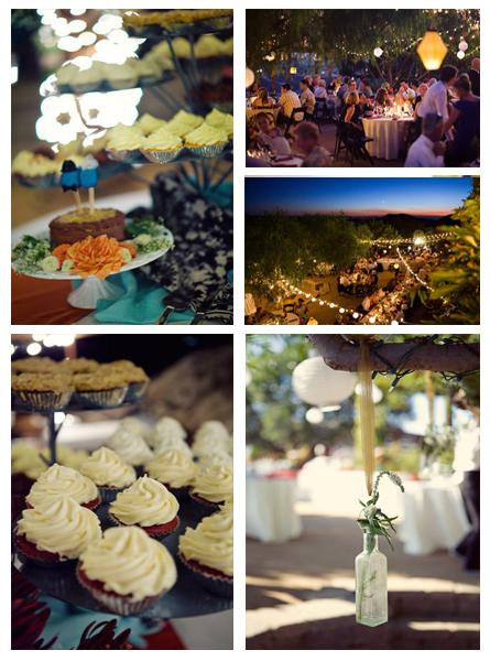 Semplicemente Perfetto Wedding Planner Matrimonio Blu Arancione