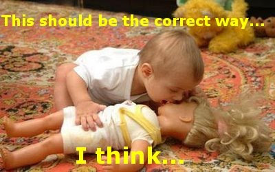 Funny Pictures: Kiss