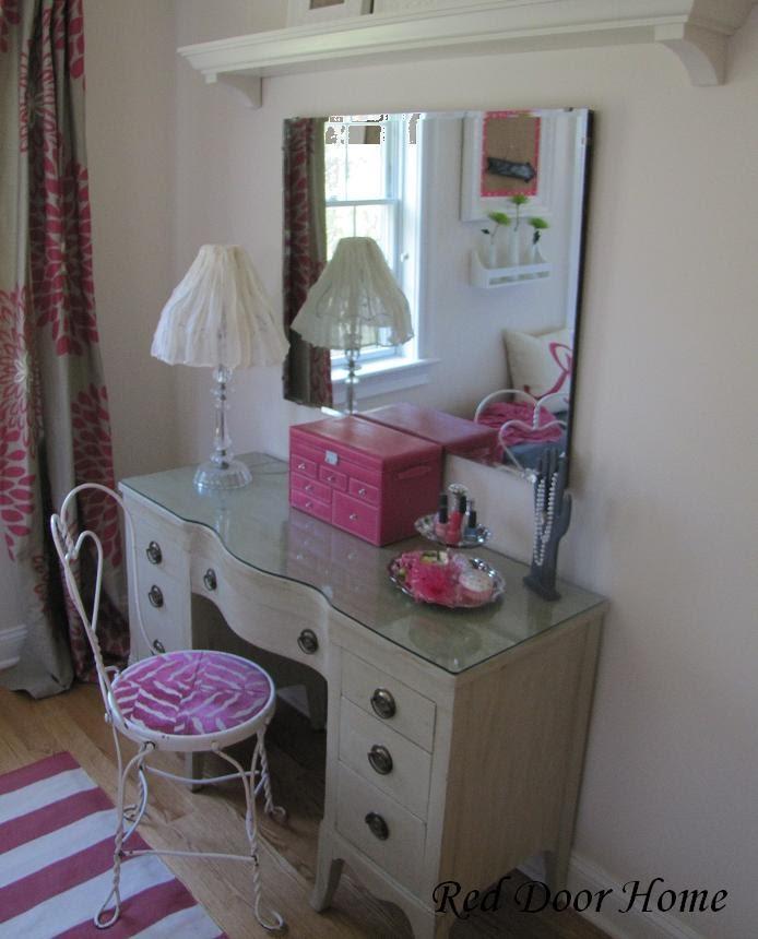 Bedroom Makeover Part 2 U2013 Dressing Table