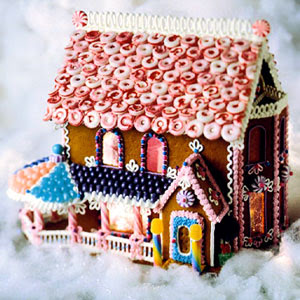 Red Door Home: Gingerbread Houses