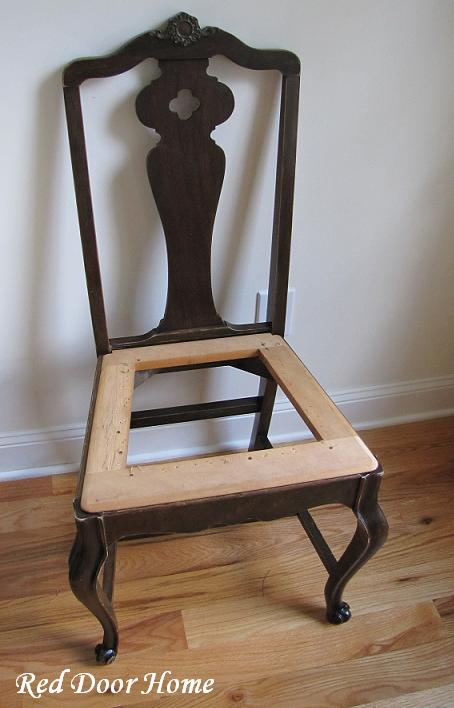 How To Cover A Dining Room Chair