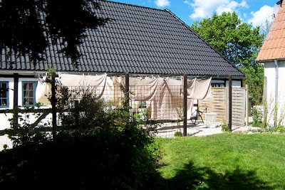 Sengelinned i bed & breakfast