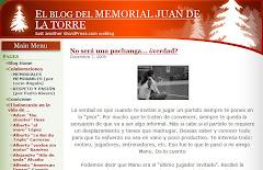 Blog de Pedro Lopez (Arbitro FBCLM)