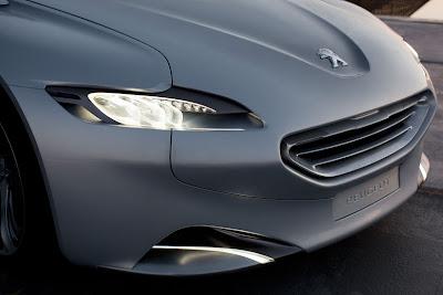 Peugeot quer carros mais apaixonantes PeugeotSR1_8
