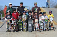 Skateboard Class at the park March 1