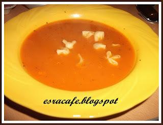 Mantılı Tarhana Çorbası