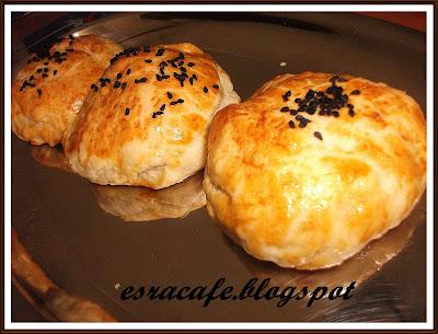 Peynir Hamurlu Pamuk Poğaça