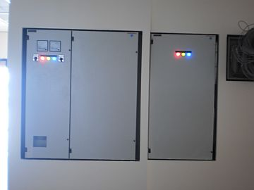 Electrical Installation Wiring Pictures: Electric Panel Installation ...