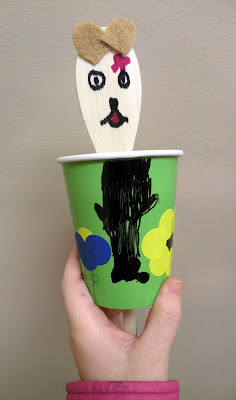 Groundhog Puppet | My Activity Maker
