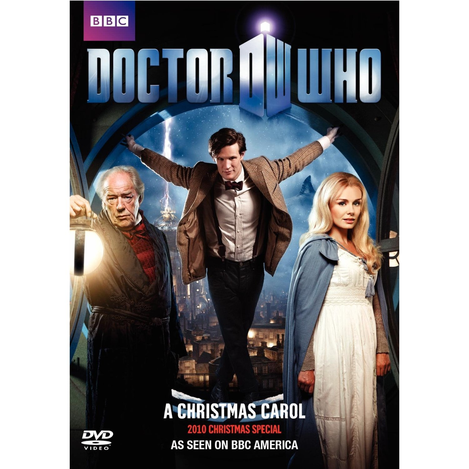 DOCTOR WHO on TWITTER Part 2 - The Xmas Special : A Christmas Carol
