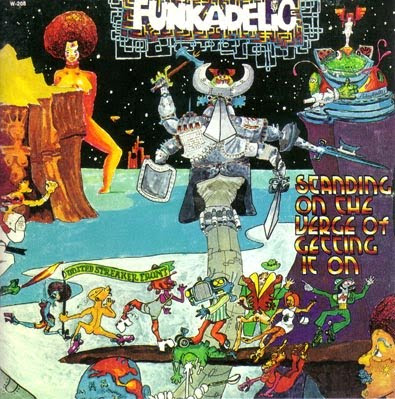 Rock Sex Beyond Cool Pedro Bell Funkadelic S Visionary
