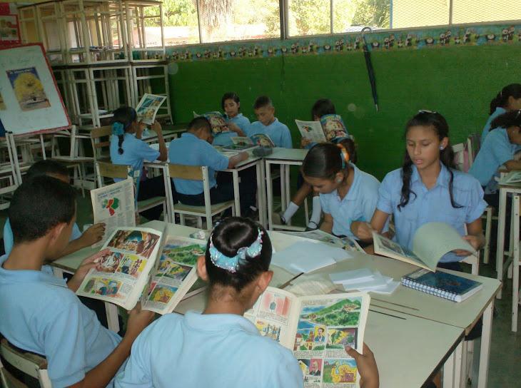 Socializando la lectura