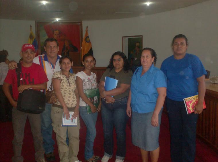 CAMORUCO EN TALLER DE CONSEJOS COMUNALES