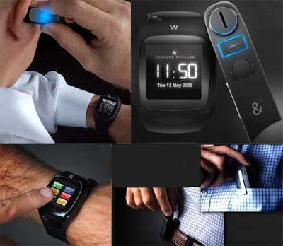 Relógio celular W Phonewatch