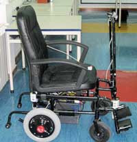 Cadeira Magic Wheelchair