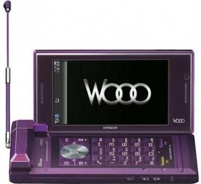 Celular Wooo H001