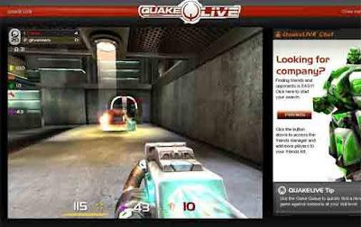 Quake Live Beta