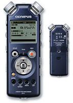 Gravador de áudio LS-5 da Olympus