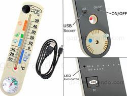 termometro camera escondida