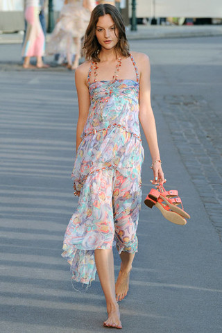 Chanel Spring 2011