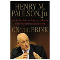 Hank Paulson book On the Brink